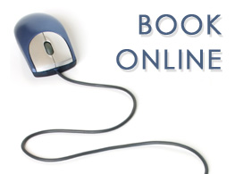 Choose your region & book online